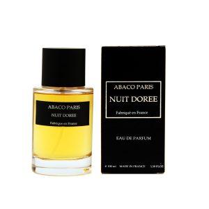 Parfum Abaco Studio NUIT DORE